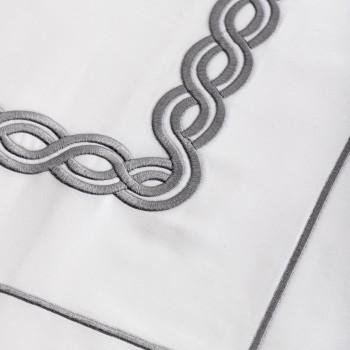 Anichini Hospitality Chain Custom Embroidery Sheeting