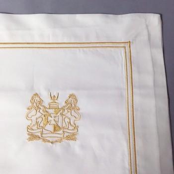 Hotel Monteleone Custom Embroidery