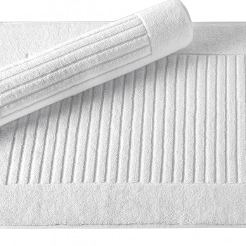Anichini Hospitality Piano Key Stock Turkish Terry Bath Mats