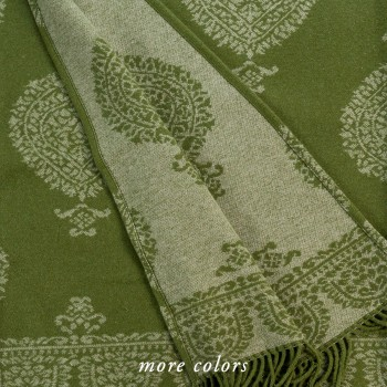 Serpa Fleece Throw