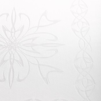 Anichini Hospitality Supernova Custom Jacquard Table Linens
