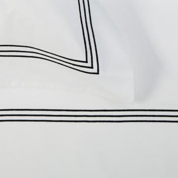 Anichini Hospitality Three Line Custom Embroidery Sheeting