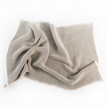 Tomas Ultra Heavy-Weight Linen Waffle Bath Rugs
