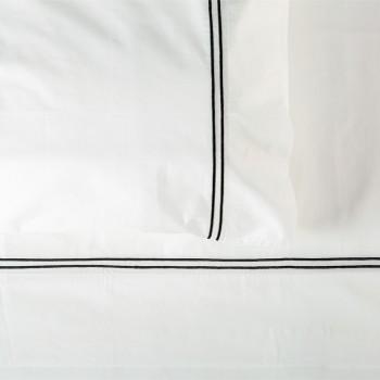 Anichini Hospitality Two Line Custom Embroidery Sheeting