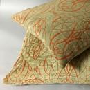Anichini Mozart Chenille Pillows