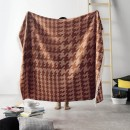 Anichini Hospitality Glen Washable Cotton Blend Throws