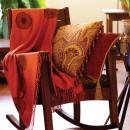 Anichini Hospitality Kyoto Washable Wool Throws