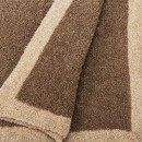 Anichini Hospitality Lanzarote Washable Wool Knit Throws