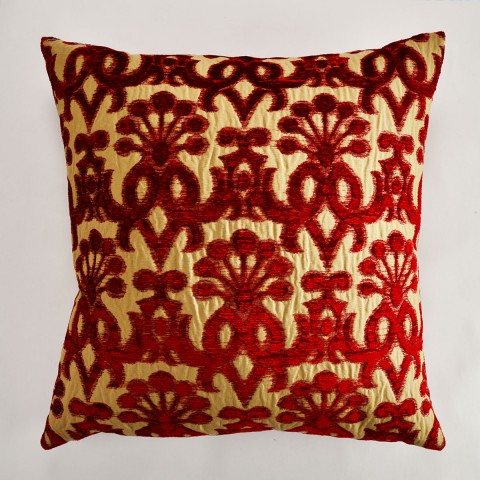 Anichini Abaza Chenille Decorative Pillows
