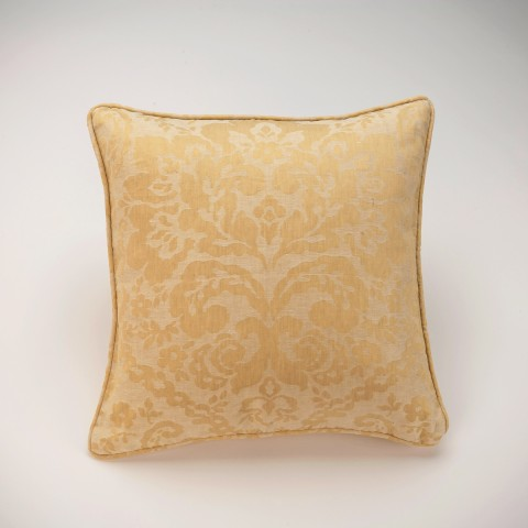 Anichini Lido Italian Linen Jacquard Pillows