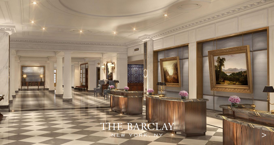 Intercontinental The Barclay Hotel