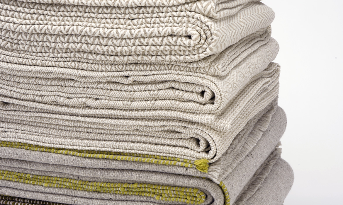 Anichini Hospitality Washable Blankets, Runners, and Pillow Shams