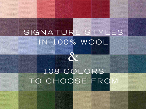 108 colors to choose from